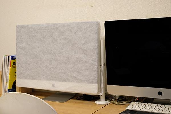 返却されてきたMacはまるで新品