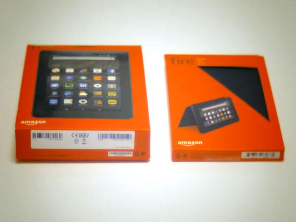 Amazon Fireタブレット8GBブラック